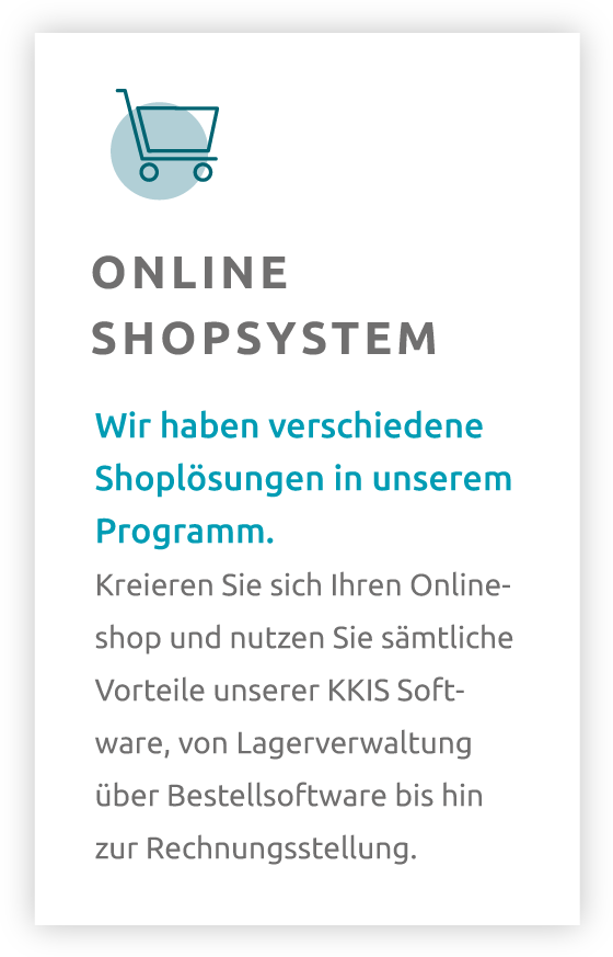 Online-Shopsystem